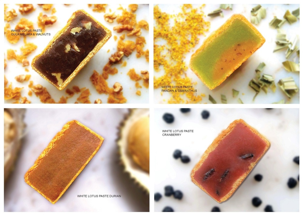 SUCRE new mooncakes 2018
