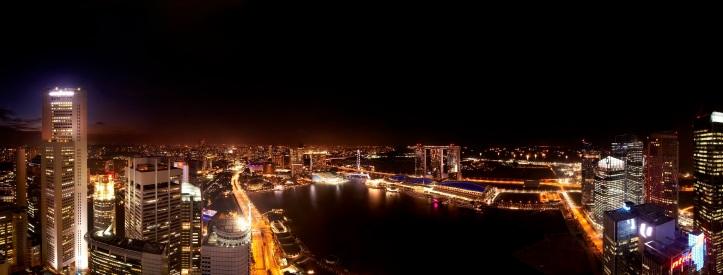 Zafferano - Views - Night