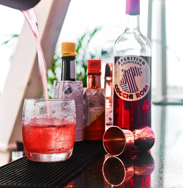 Cocktail_Cocchi Rosa