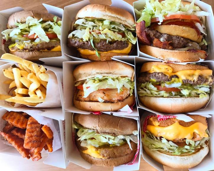 Fatburger has been serving Fresh, Authentic and Tasty (FAT) burgers for over 60 years