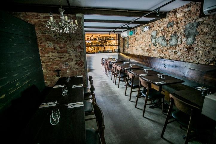 Maggie Joans A Modern European Restaurant With A Distinct