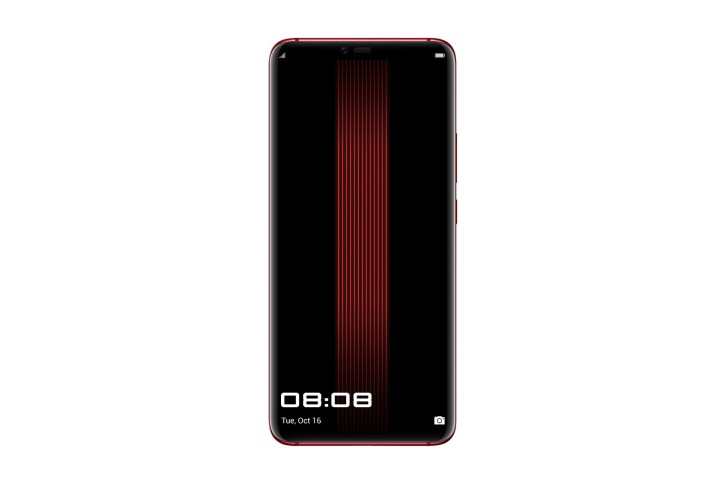 PORSCHE DESIGN HUAWEI MATE20 RS_FRONT_RED