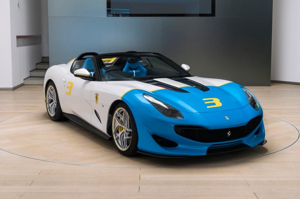 Ferrari SP3JC One Off - matr. 230219