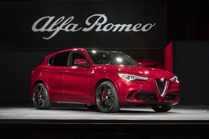 FCA Alfa Romeo Stelvio