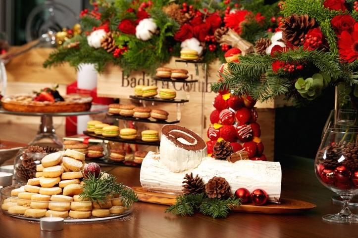 Zafferano - Christmas Dessert Bar 02