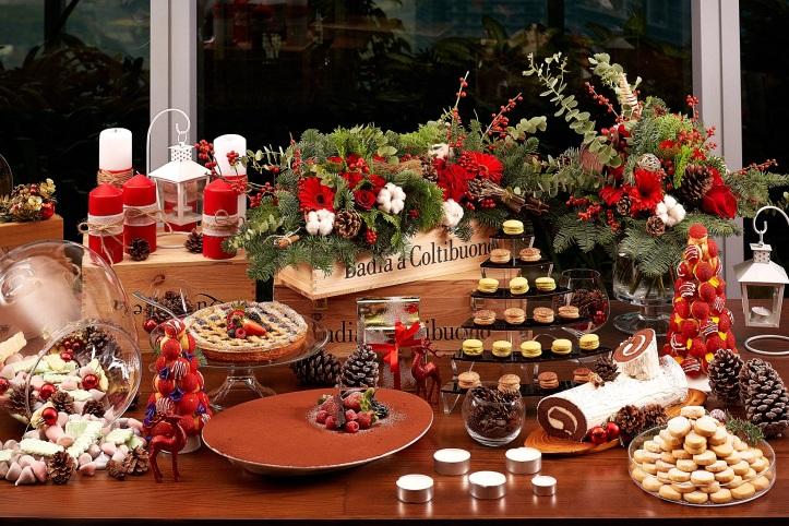 Zafferano - Christmas Dessert Bar