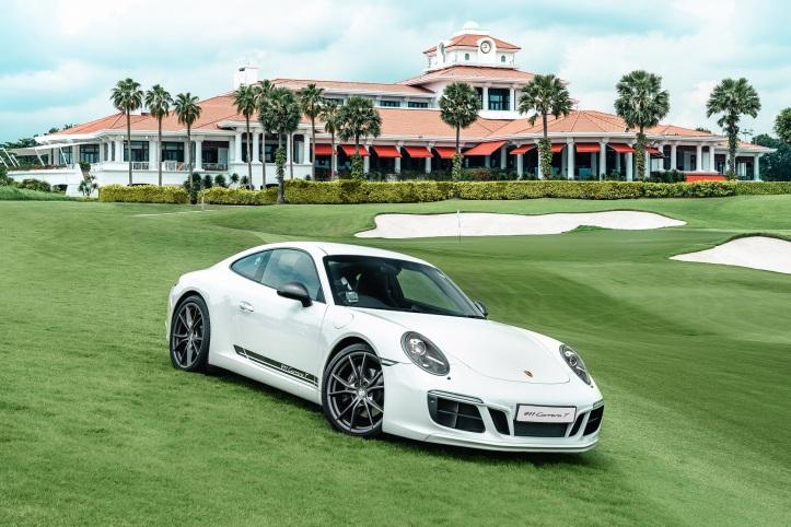 911 carrera t at sentosa golf club (2)