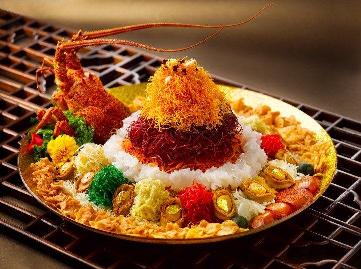 jnc_lobster and abalone yu sheng