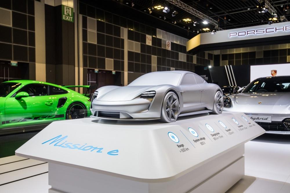 mission e concept car 2