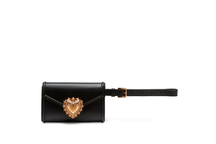 Dolce&Gabbana_Accessories_SS19 (1) Devotion Fanny Pack