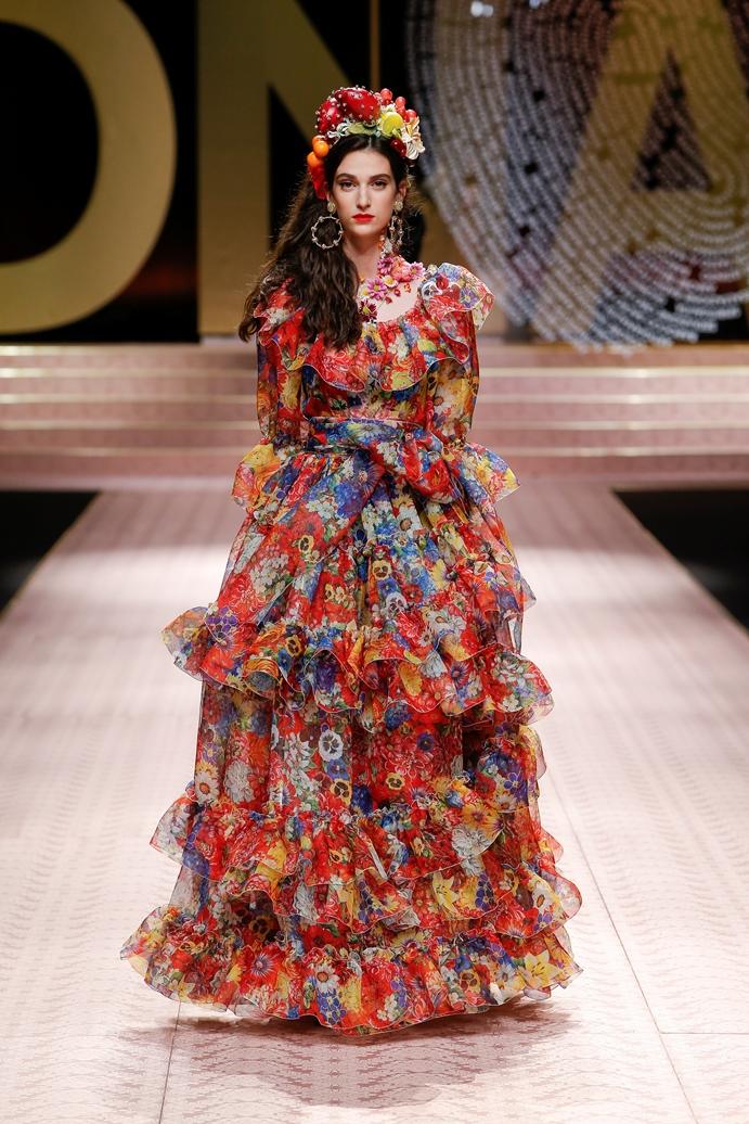 Dolce&Gabbana_Woman's fashion show_SS19 (107)