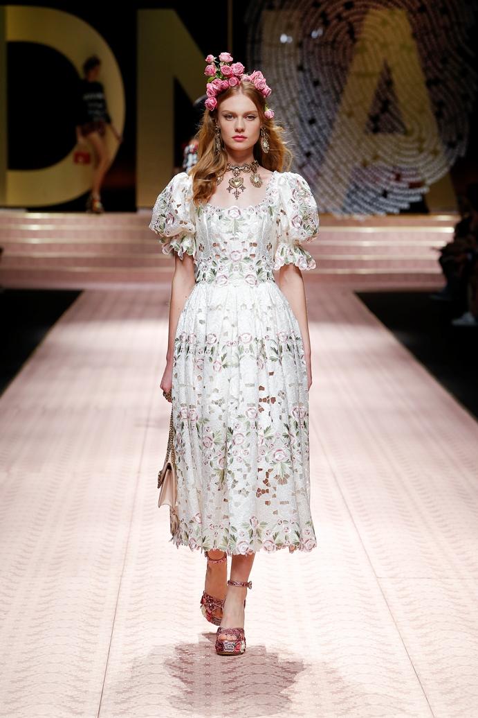 Dolce&Gabbana_Woman's fashion show_SS19 (118)