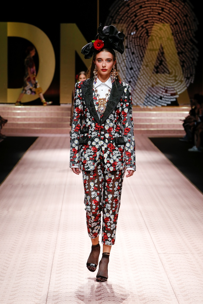 Dolce&Gabbana_Woman's fashion show_SS19 (119)
