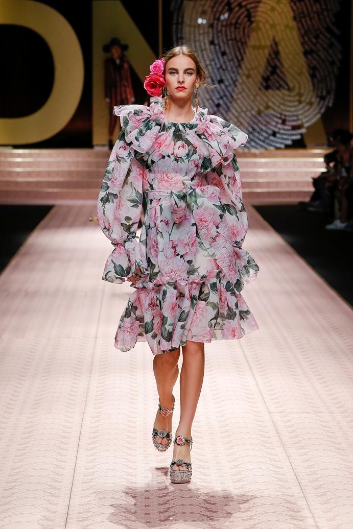 Dolce&Gabbana_Woman's fashion show_SS19 (127)