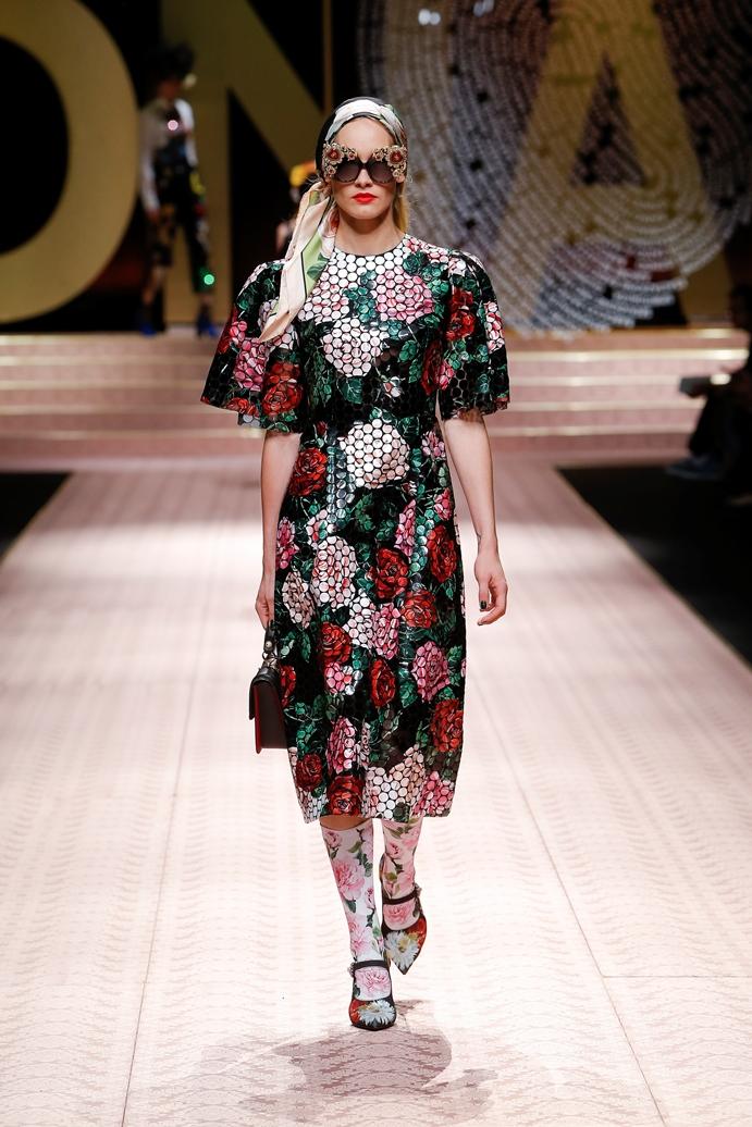 Dolce&Gabbana_Woman's fashion show_SS19 (139)