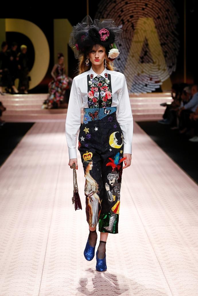 Dolce&Gabbana_Woman's fashion show_SS19 (142)
