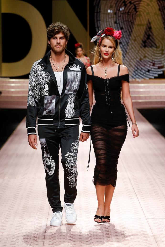 Dolce&Gabbana_Woman's fashion show_SS19 (147)
