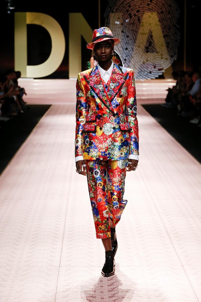 Dolce&Gabbana_Woman's fashion show_SS19 (15)