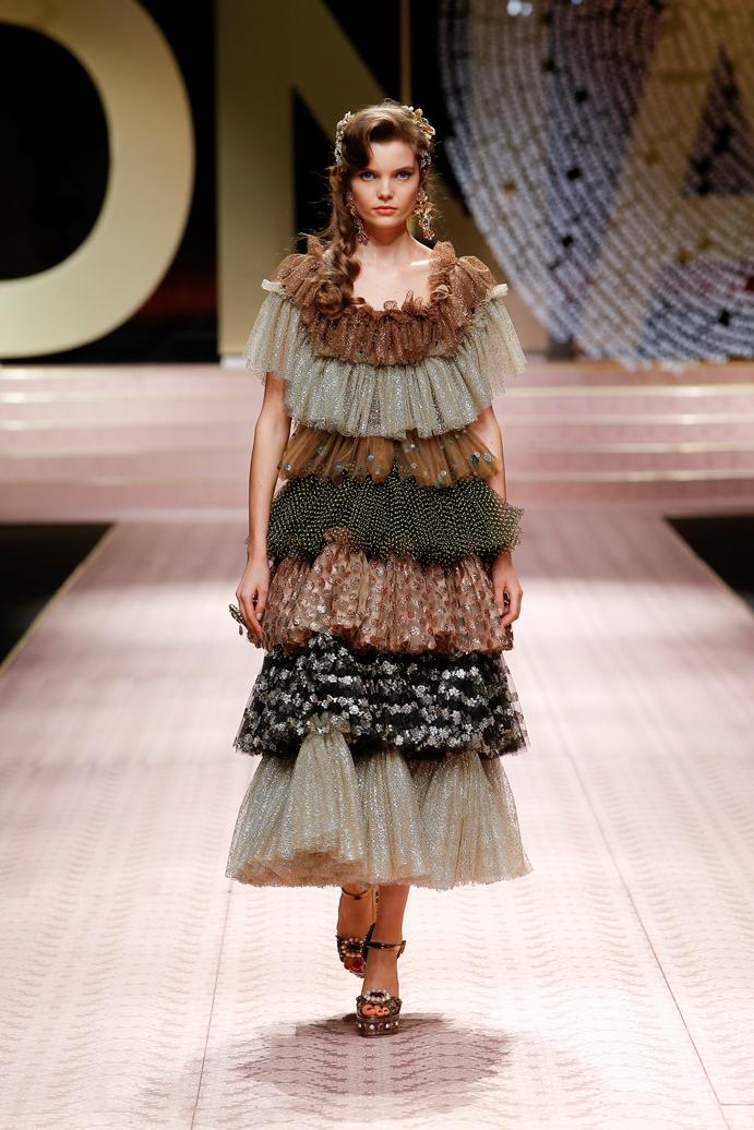 Dolce&Gabbana_Woman's fashion show_SS19 (52)