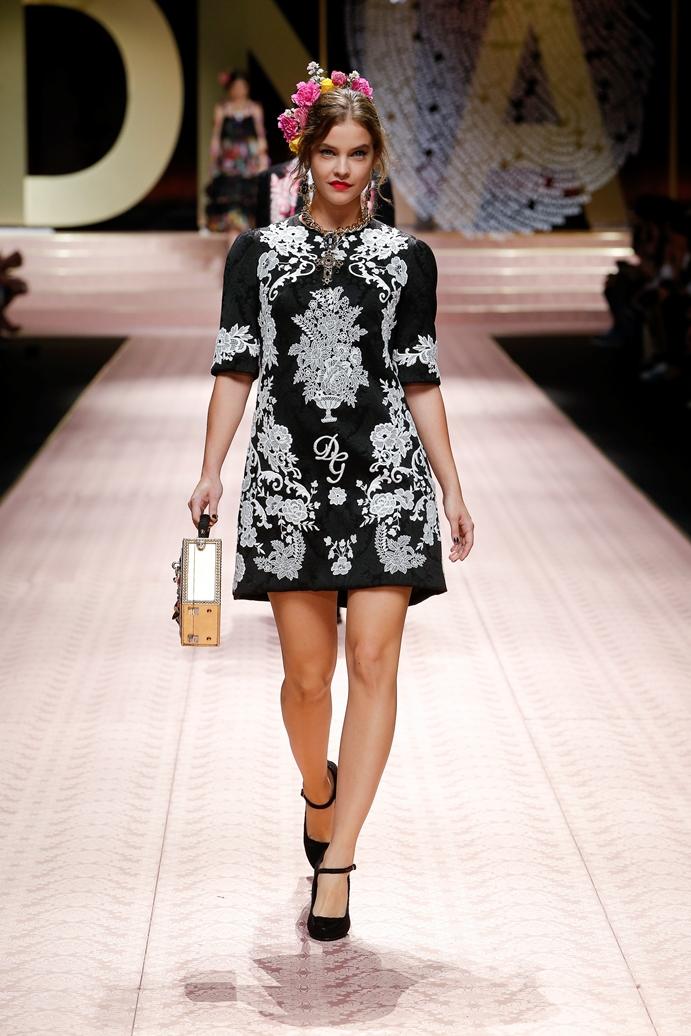 Dolce&Gabbana_Woman's fashion show_SS19 (53)