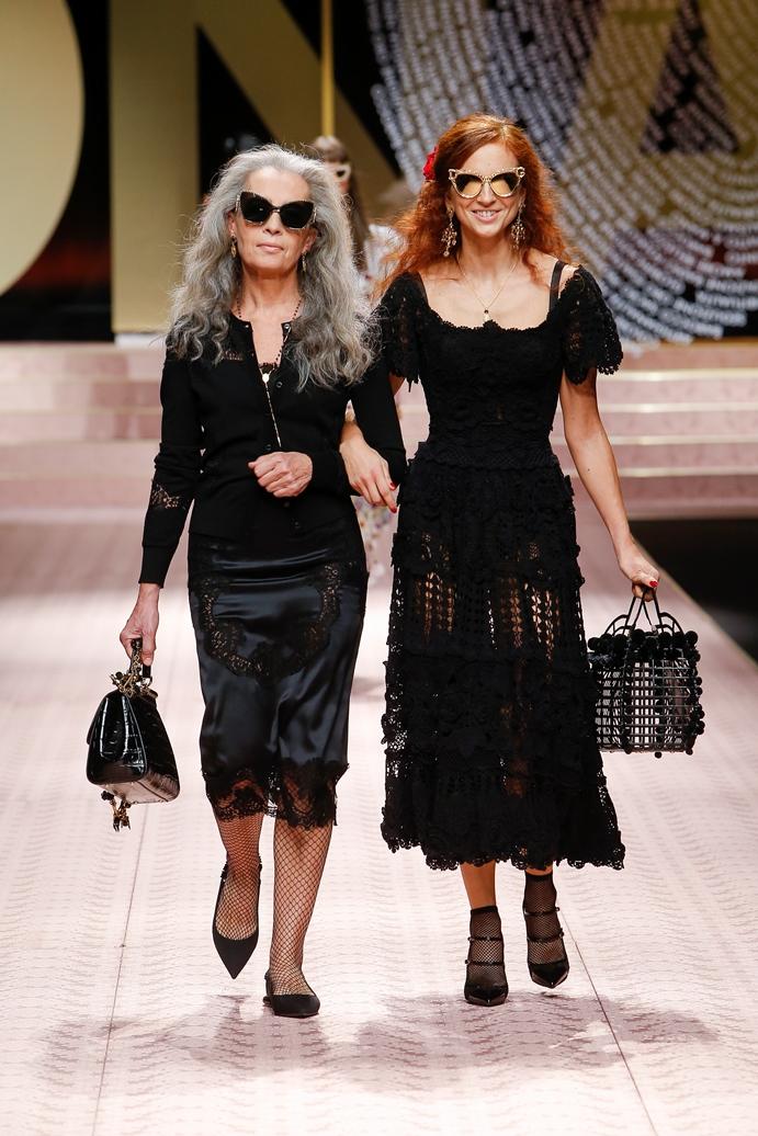 Dolce&Gabbana_Woman's fashion show_SS19 (58)