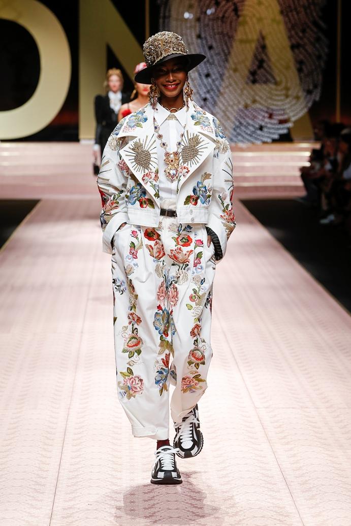 Dolce&Gabbana_Woman's fashion show_SS19 (62)