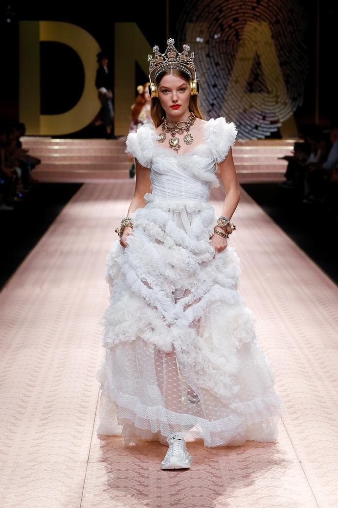 Dolce&Gabbana_Woman's fashion show_SS19 (79)