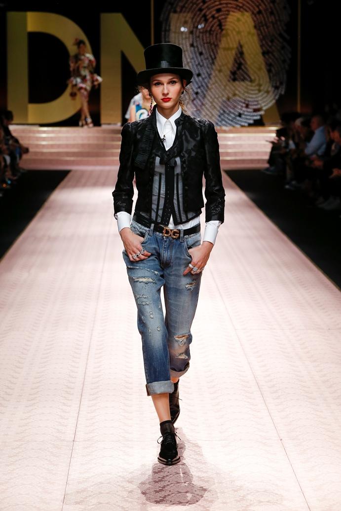 Dolce&Gabbana_Woman's fashion show_SS19 (82)