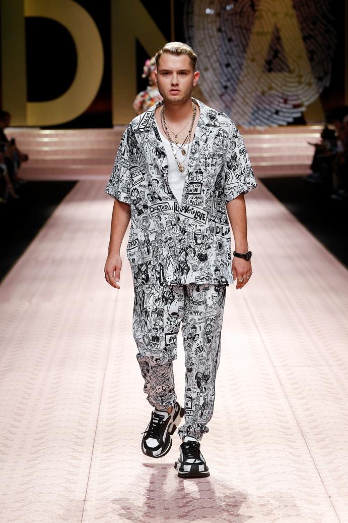 Dolce&Gabbana_Woman's fashion show_SS19 (84)