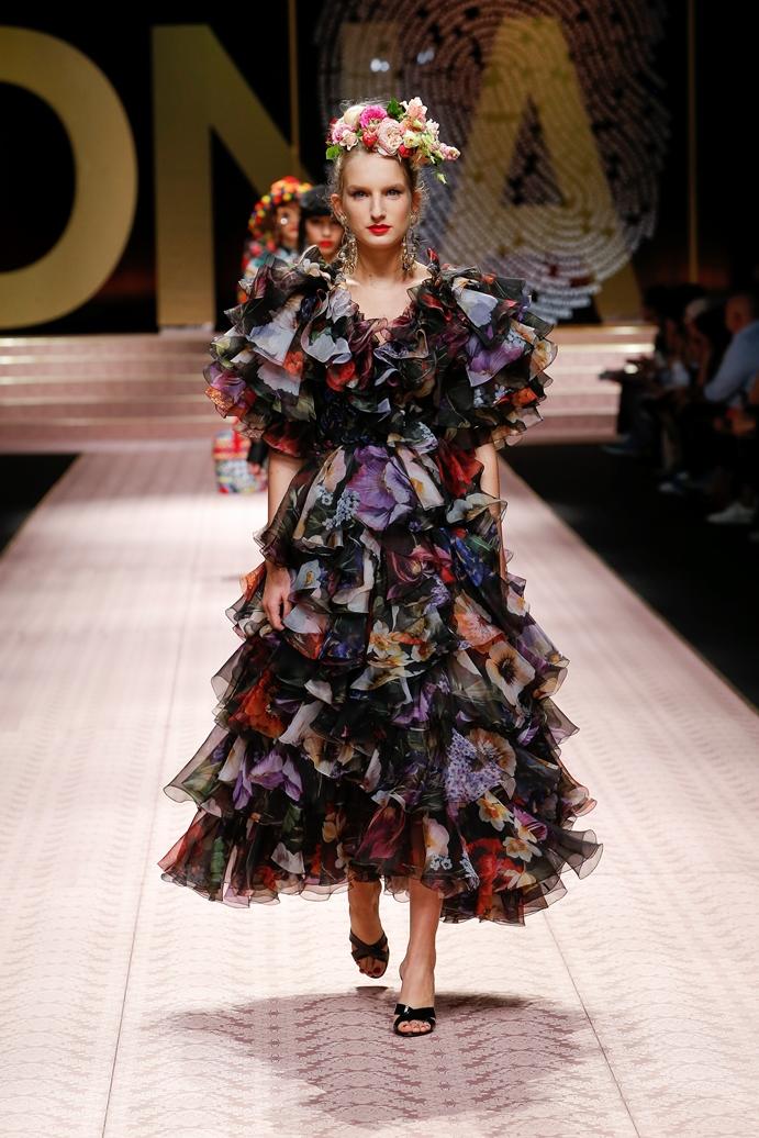 Dolce&Gabbana_Woman's fashion show_SS19 (92)