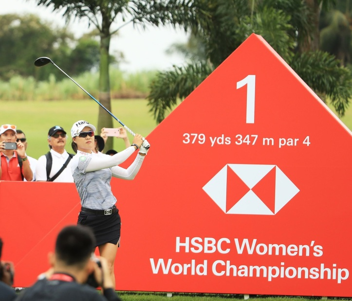 HSBC Women's World Championship - Day One