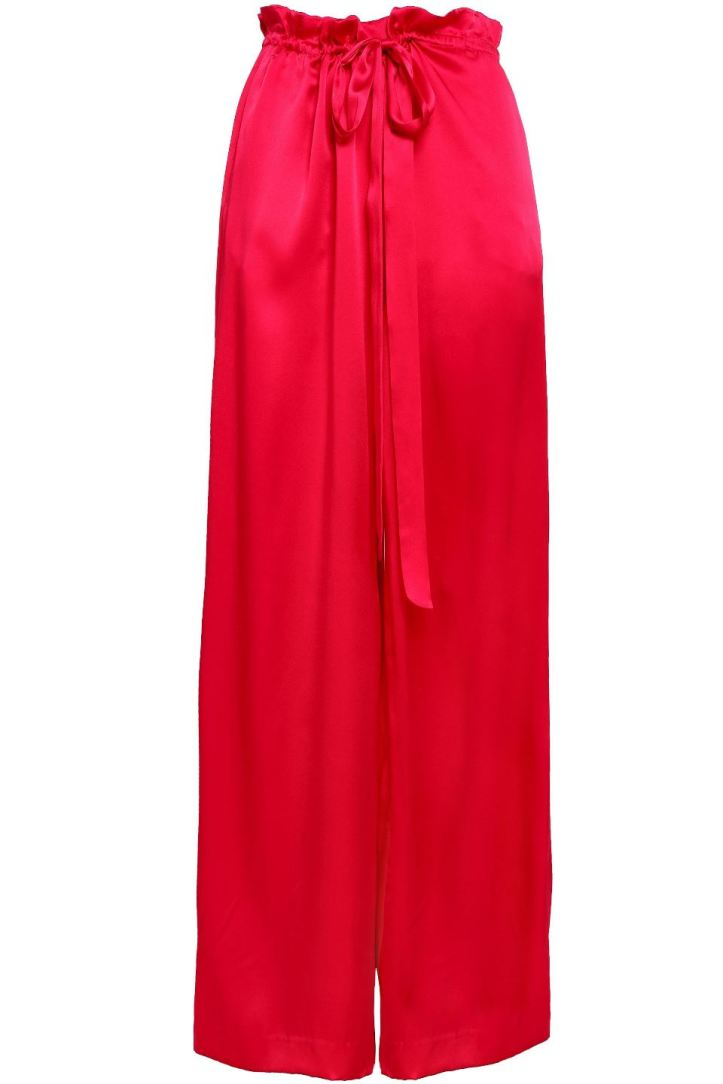 THE OUTNET Sachin & Babi Belted wide leg pants GBP 346