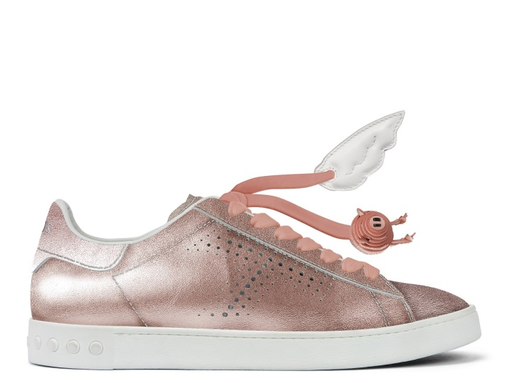 TOD_S Chinese New Year Limited Edition 2019 - Sneakers (Pink)