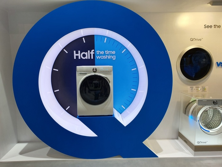 Samsung Raises the Bar for Quality Laundry Performance with