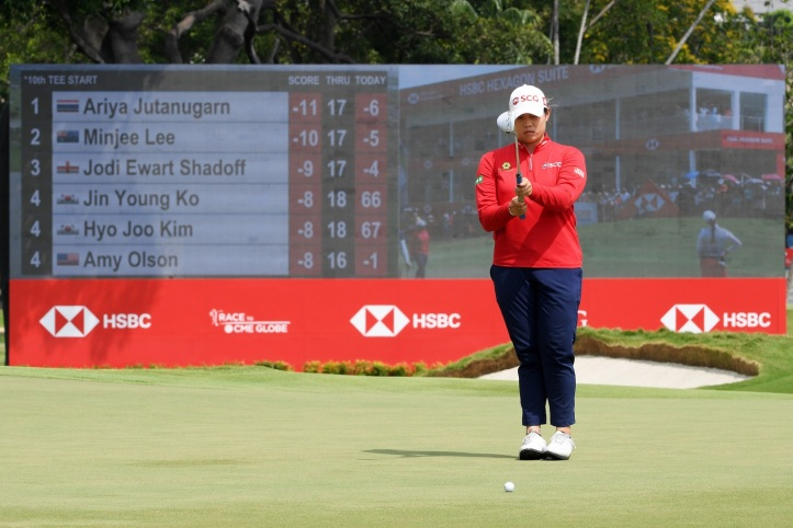HSBC Women's World Championship - Day Three