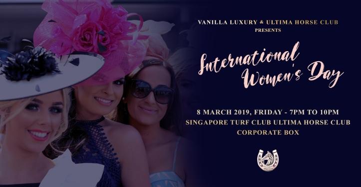 International Women's Day at The Races