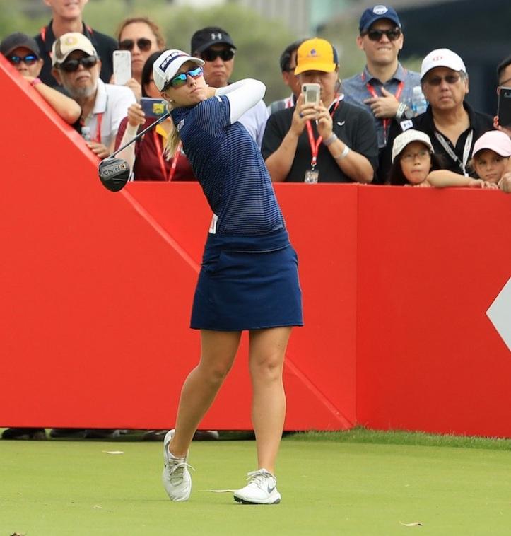 Jodi Ewart Shadoff during Round 3 of the HSBC Women's World  Championship1.jpg