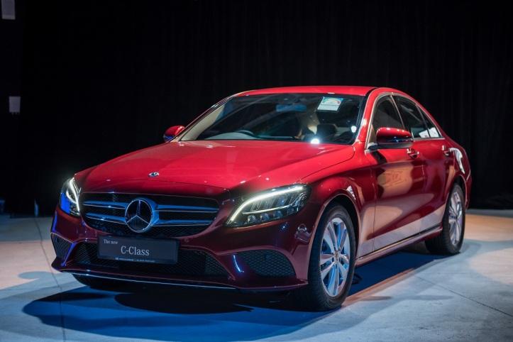 Mercedes-Benz C-Class Launch (21)