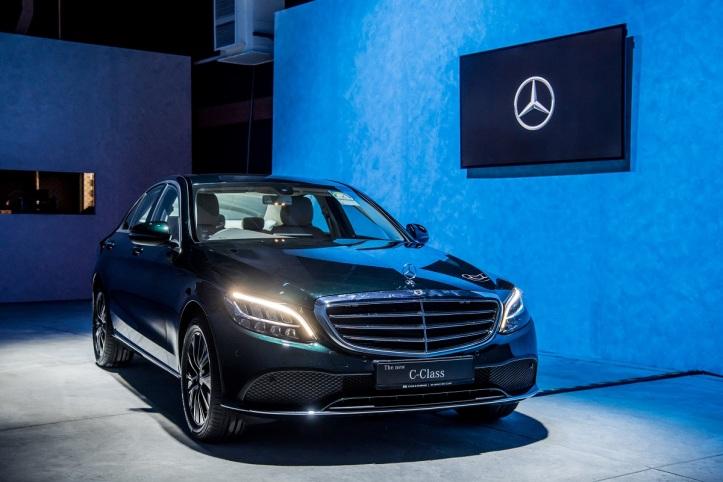 Mercedes-Benz C-Class Launch (23)