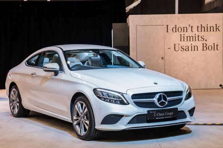 Mercedes-Benz C-Class Launch (28)