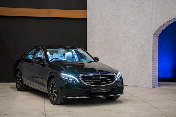 Mercedes-Benz C-Class Launch (34)