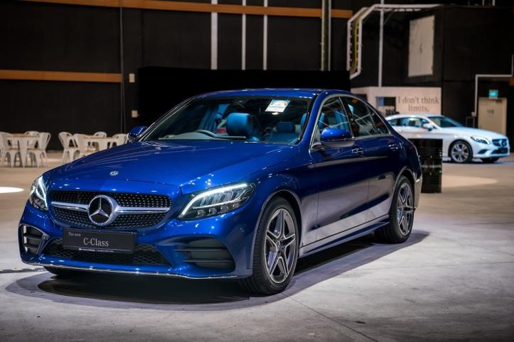 Mercedes-Benz C-Class Launch (35)