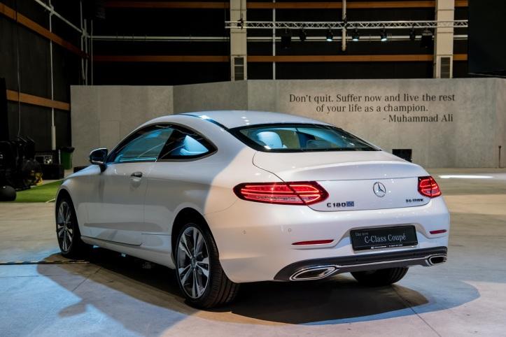 Mercedes-Benz C-Class Launch (36)