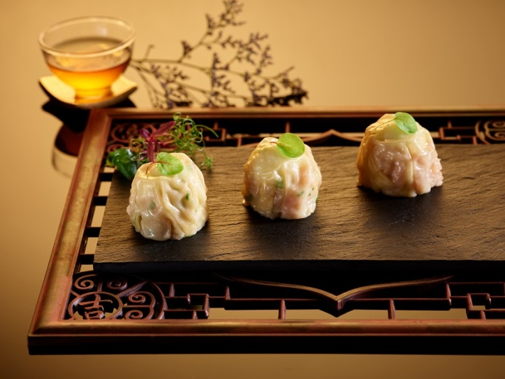 Steamed Quail Egg Pork Siew Mai