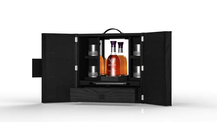 The Dalmore Constellation Vintage 1973 Drinking Cabinet