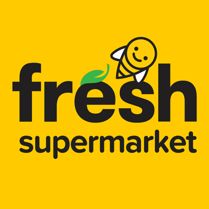 Fresh supermarket logo
