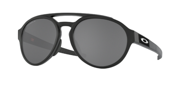 OAKLEY FORAGER MATTE BLACK WITH PRIZM BLACK POLARIZED