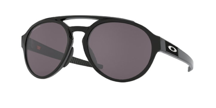 OAKLEY FORAGER POLISHED BLACK WITH PRIZM GREY