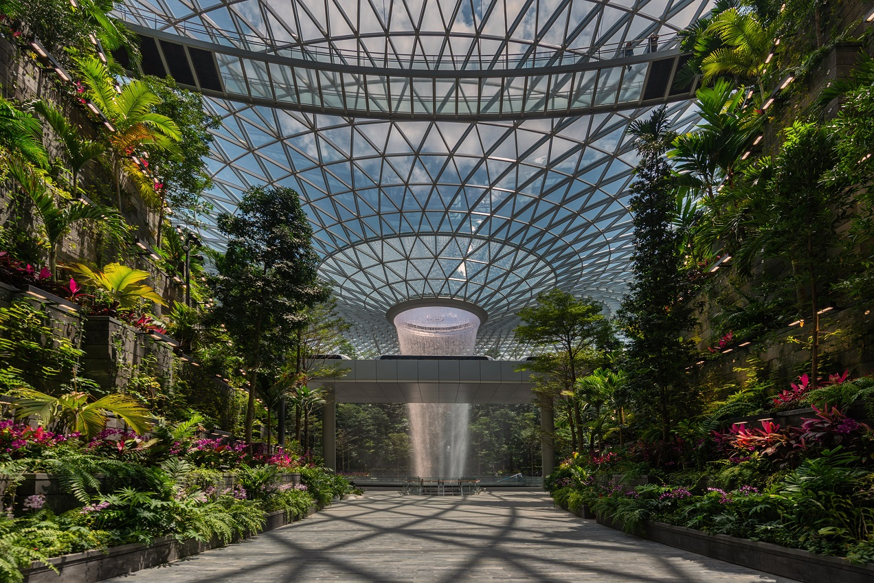 Jewel Changi Airport Is Ready To Welcome The World