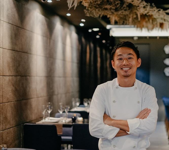 05. Chef Noboru Shimohigashi